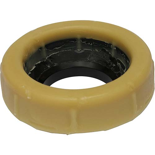 8. Plumb Pak K836-2 Extra Thick, Jumbo Toilet Wax Gasket, for Use with 3 in Or 4 in Waste Lines