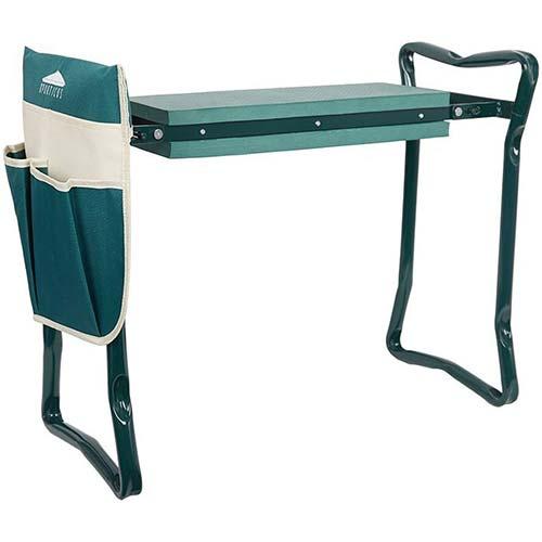 5. KARMAS PRODUCT Garden Kneeler and Seat