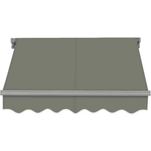 3. ADVANING 12'X10' Manual Patio Retractable Awning