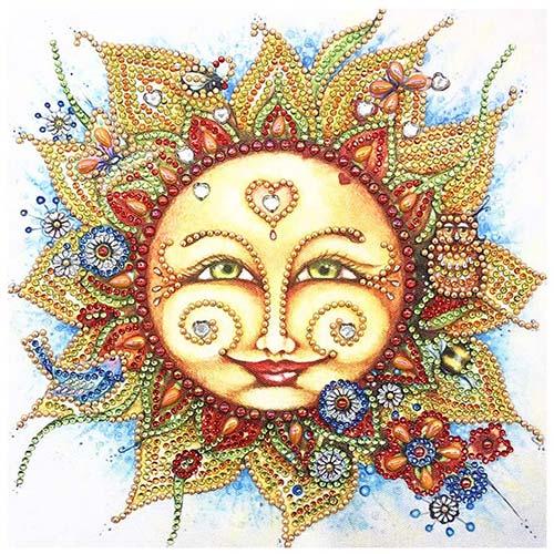 10. 5D Diamond Painting Adult or Child DIY Diamond Embroidery