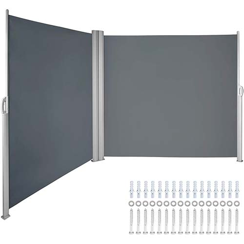 7. LOVESHARE Retractable Side Awning