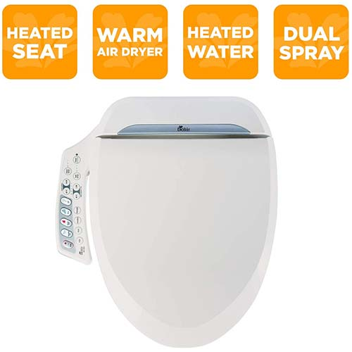 Top 10 Best Electronic Toilet Seats in 2020 Reviews