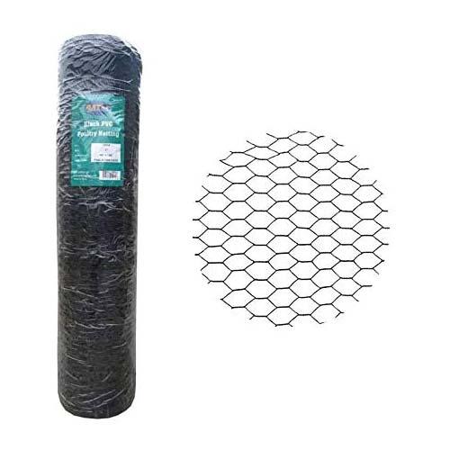 7. MTB PVC Hexagonal Poultry Netting Chicken Wire