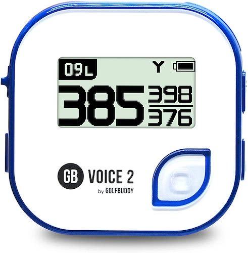 5.GolfBuddy Voice 2 Golf GPS/Rangefinder