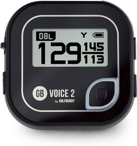 6. GolfBuddy Voice 2 Golf GPS/Rangefinder