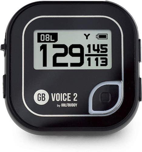 6.GolfBuddy Voice 2 Golf GPS/Rangefinder