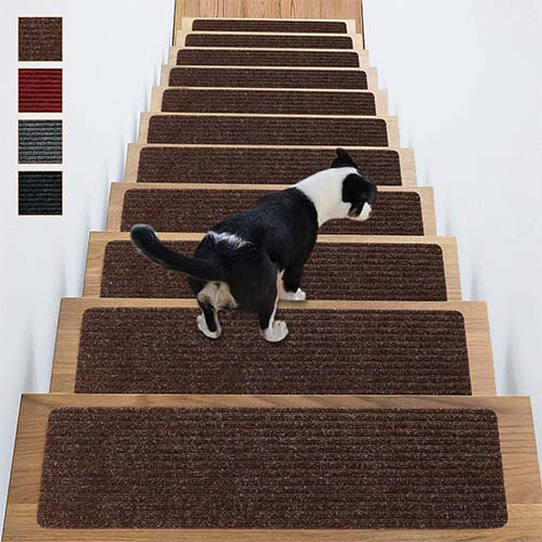 Top 10 Best Stair Treads For Dogs in 2020 Reviews