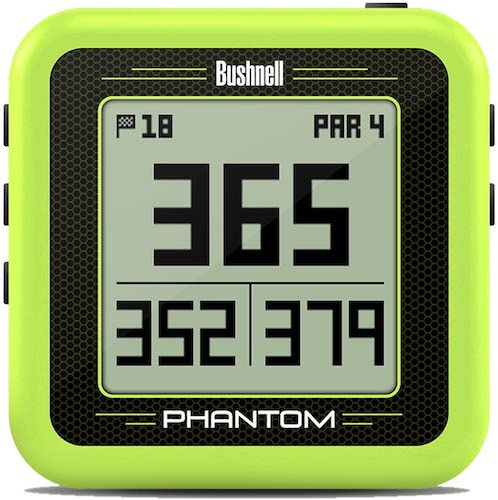 3. Bushnell Phantom Golf GPS