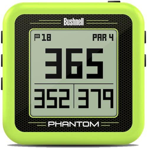 3.Bushnell Phantom Golf GPS