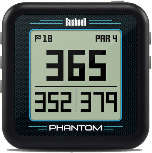 4. Bushnell Phantom Golf GPS