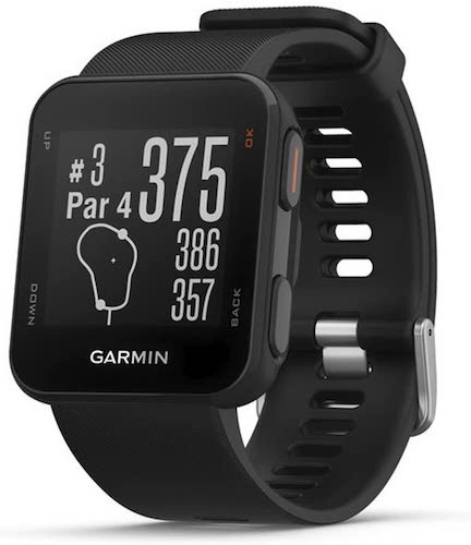 2. Garmin Approach S10 - Lightweight GPS Golf Watch