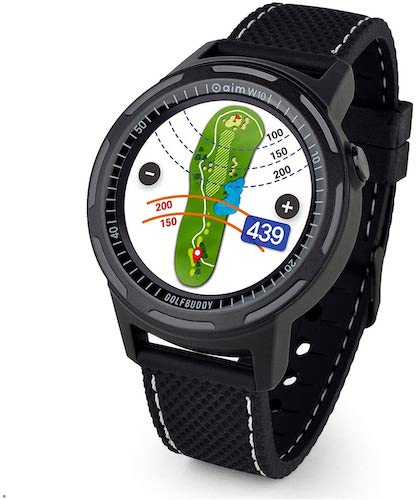 8. Golf Buddy Aim W10 GPS Watch aim W10 Golf GPS Watch