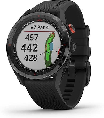 9.Garmin Approach S62 Bundle, Premium Golf GPS Watch with 3 CT10 Club Tracking Sensors