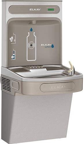 2. Elkay EZS8WSLKEZH2O Bottle Filling Station with Single ADA Cooler