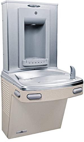 8. Oasis P8SBF VersaFiller Water Cooler and Bottle Filler Combination