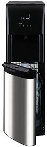 10. Primo Stainless Steel 1 Spout Self-Sanitizing Bottom Load Hot, Cold and Cool Water Cooler Dispenser