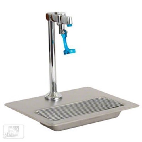 3. Glass Filling Station/Water Station with Glass filler and Drain Tray