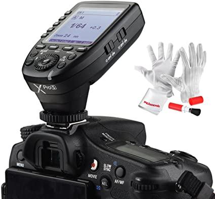 5. Godox Xpro-S for Sony TTL Wireless Flash Trigger 1/8000s HSS TTL