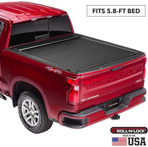 8.Roll N Lock M-Series Retractable Truck Bed Tonneau Cover | LG223M