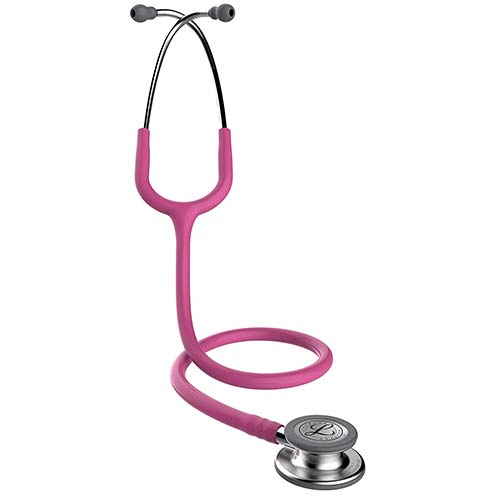 3. 3M Littmann Classic III Stethoscope, Breast Cancer Awareness Special Edition