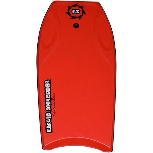 6. Liquid Shredder FSE EPP Bodyboard