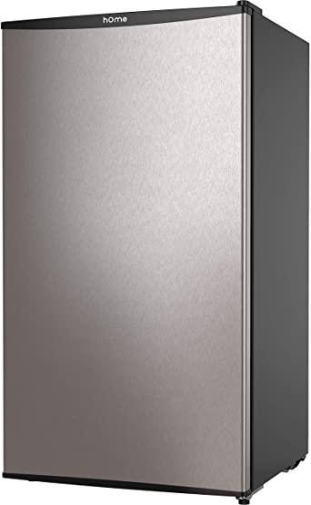 5. hOmeLabs Mini Fridge - 3.3 Cubic Feet Under Counter Refrigerator with Small Freezer