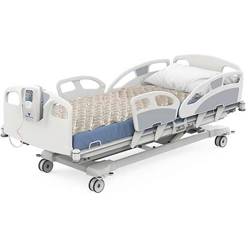 8. Vaunn Medical Cloud Air Whisper Quiet Alternating Air Pressure Mattress Topper