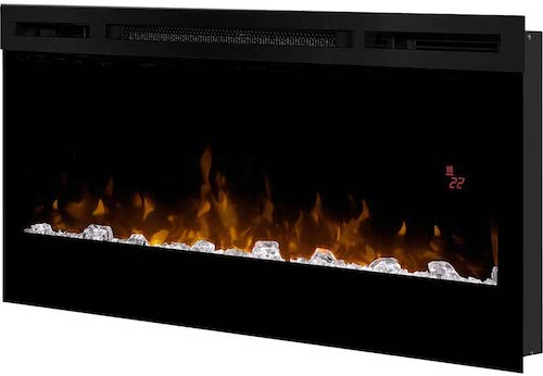 3. Dimplex Prism Series Electric Fireplace (BLF3451), 34-Inch