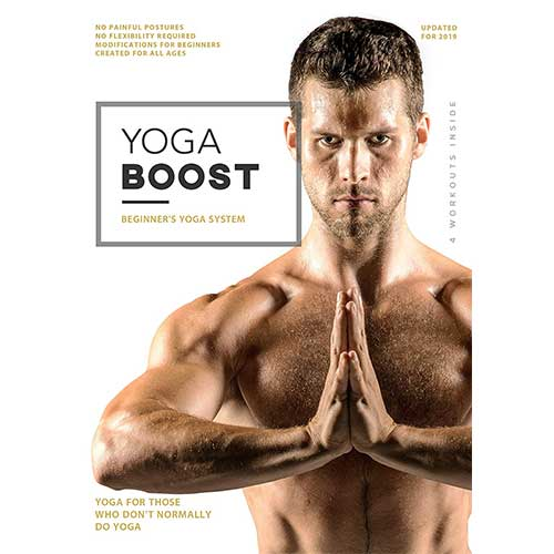 2. Yoga Boost: Beginner's Yoga System For Men And Women Who Don't Normally Do Yoga