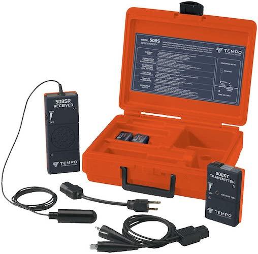 10. TEMPO Communications 508S-G Wire Finder Mini Locator