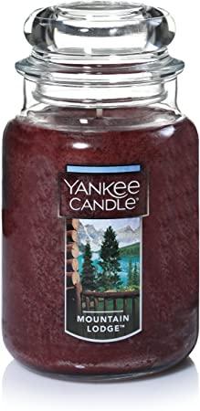 10. Yankee Candle Large Jar Candle