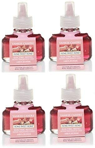 2. Yankee Candle Home Sweet Home ScentPlug Refill 4-Pack