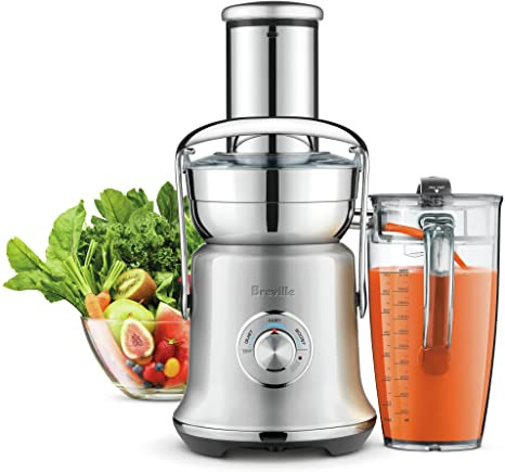 2. Breville BJE830BSS Juice Founatin Cold XL Centrifugal Juicer