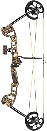 4. Barnett Archery Outdoors BAR1105MO VORTEC 45LB Youth Bow