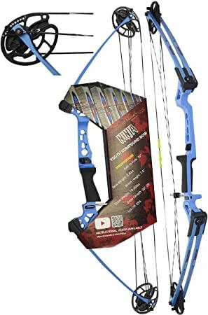 7. Southwest Archery Ninja Kids Youth Compound Bow Kit
