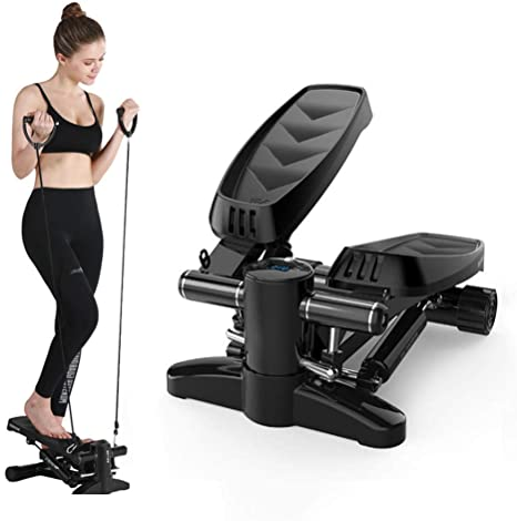 5. Arcwares Steppers for Exercise, Portable Home Fitness Room Men and Women, Sport Mode Climbing Aerobic Stepping