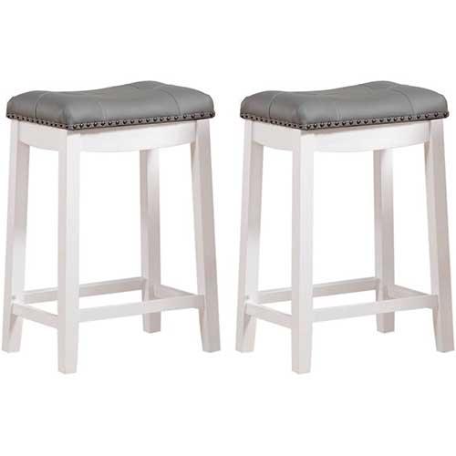 5. Angel Line Cambridge bar stools, 24