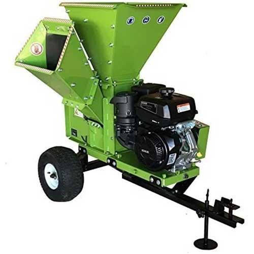 6. YARDBEAST 2090 Wood Chipper Shredder