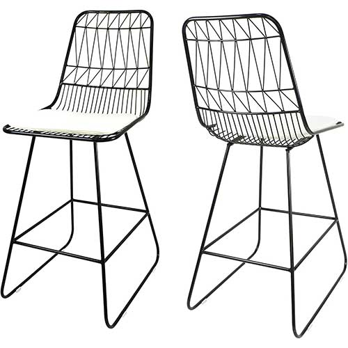 3. Christopher Knight Home Lilith Counter Stools, 26