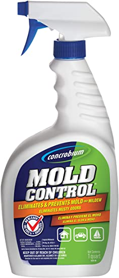 5. Concrobium 25326 Mold Control Spray