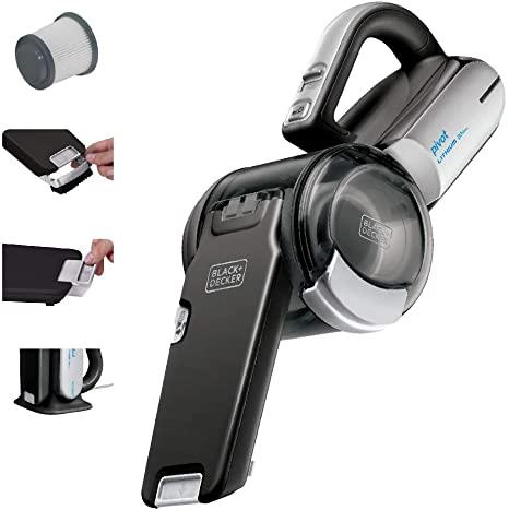 4. BLACK+DECKER 20V Max Handheld Vacuum