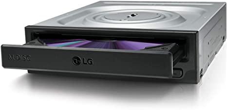 3. LG Electronics Internal Super Multi Drive Optical Drives GH24NSC0B