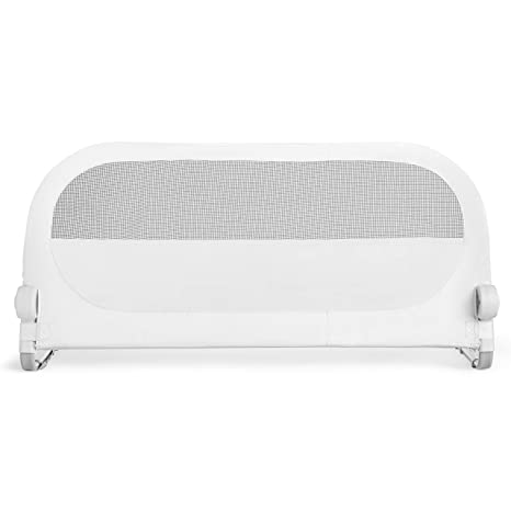 7. Munchkin Sleep Toddler Bed Rail, Fits Twin, Full and Queen Size Mattresses