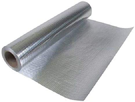4. US Energy Products 1000 sqft Radiant Barrier Double Sided Diamond Series Perforated Attic Foil Insulation