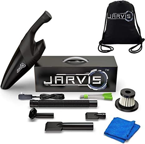 6. Cordless Jarvis Handheld Vacuum
