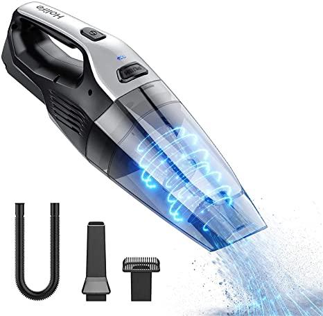 5. Holife Handheld Vacuum Cordless