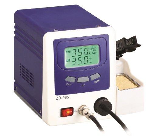 3. Vacuum Desoldering Rework Station Digital Temperature Controlled Dual LCD