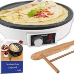 Top 10 Best Electric Crepe Makers in 2021 Reviews
