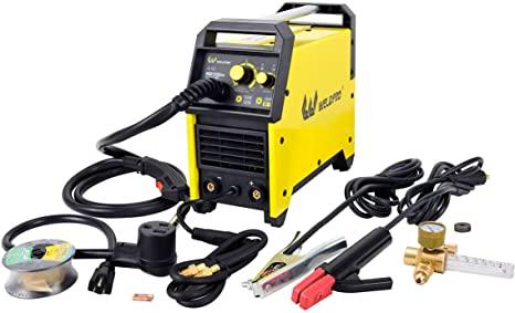 1. MIG155GSV 155 AMP INVERTER MIG/STICK ARC WELDER WITH DUAL VOLTAGE 220V/110V welding machine 3 Year Warranty