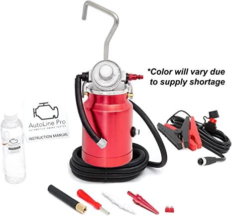1. AutoLine Pro EVAP Vacuum Automotive Smoke Machine Leak Detector Diagnostic Tester   Shop Series